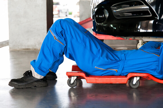 Check Your Car Έλεγχος Δομής Αμαξώματος (Σασί)